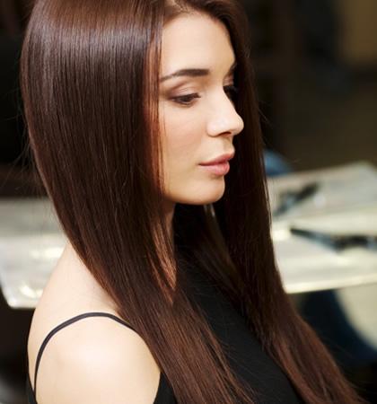 印象美、素材美にこだわり、髪本来のもつ良さを生かす